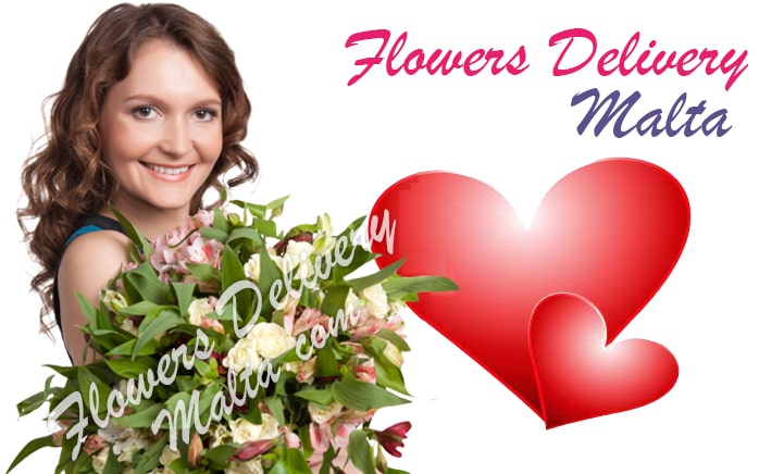 Send Flowers To Malta